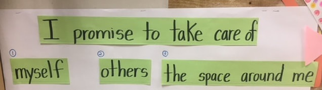 Kindergarten Classroom Expectations